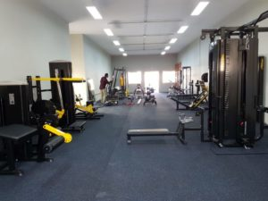 municipla gym nerja