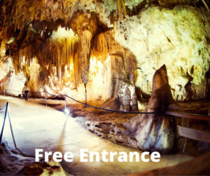nerja caves free entry