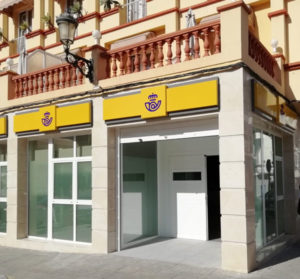 Nerja correos post office