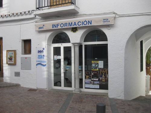 AEN office, Nerja