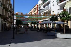 Calle Antonio Millon, Nerja