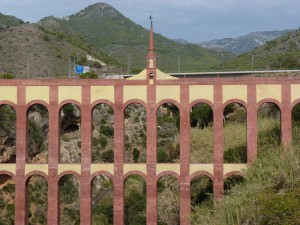 Eagle Aquaduct, Nerja