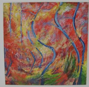 Art exhibition, Nerja