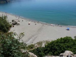 Carabeillo Beach Nerja