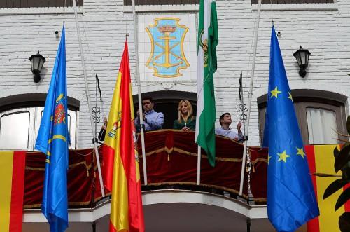 Constitution Day, Nerja