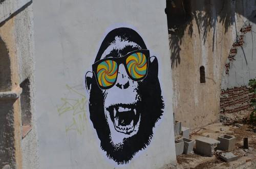 Graffiti, Calahonda beach