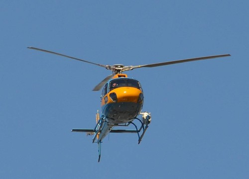 Helicopter, Nerja