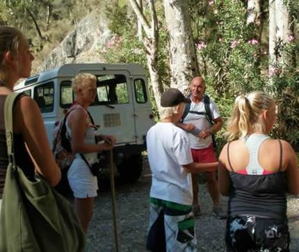 Jeep Tours, Nerja