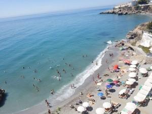 La Caletilla beach, Nerja