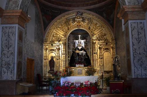 La Ermita de Nuestra Señora de las Angustias