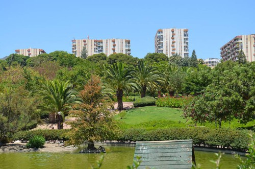 La Paloma Park, Benalmadena