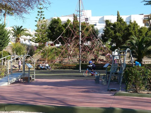 Playground, Nerja