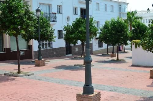 Plaza Clara Campoamor, Nerja
