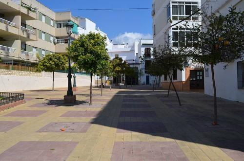 Plaza Las Terrazas, Nerja