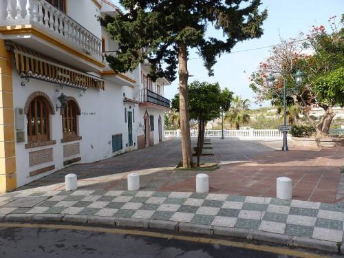 Plaza Maria Zambrano, Nerja
