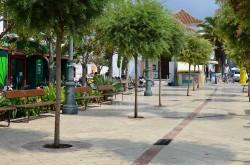 Plaza de la Ermita, Nerja