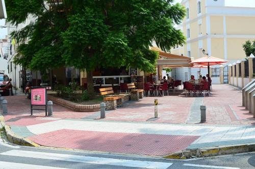 Plaza de las Monjas, Nerja