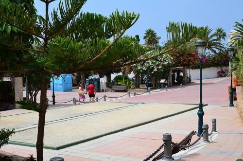 Plaza de los Cangrejos, Nerja