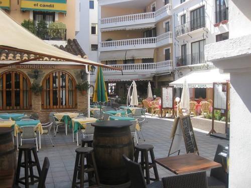Plaza Balcon de Europa, Nerja