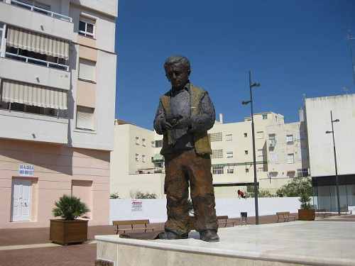 Plaza Cronista Pepe Pascual, Nerja