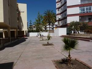 Plaza Garcia Caparros Nerja
