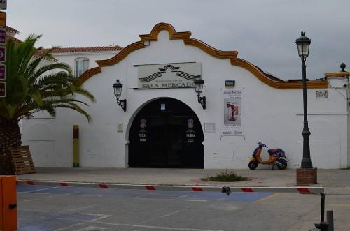 Sala Mercado, Nerja