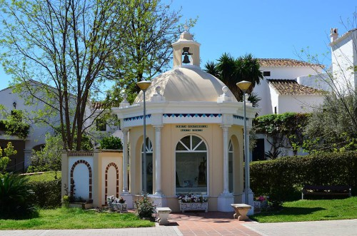Santo Cristo shrine, Nerja