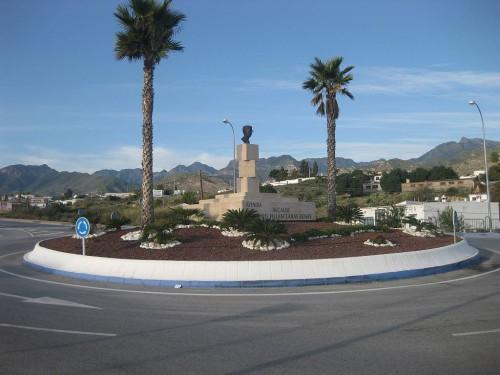 Villasclaras statue, Nerja