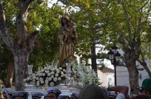 Virgen del Carmen 2012