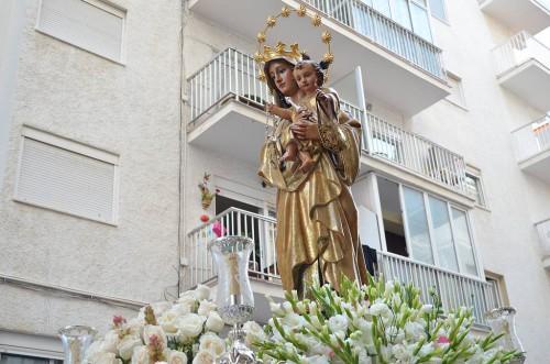 Virgen del Carmen 2014, Nerja