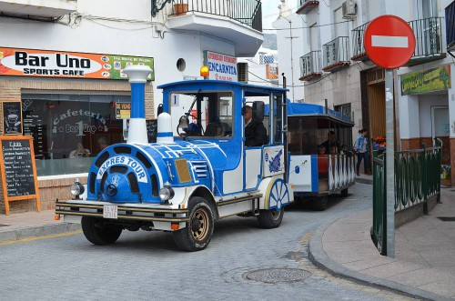 Tourist Train, Nerja